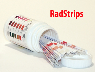 Universal Radiator Test Strips from GWR Products